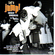 LET'S JUMP! SWINGIN' HUMDINGERS FROM MODERN RECORDS (CD)