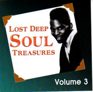 LOST DEEP SOUL TREASURES VOL. 3 (CD)
