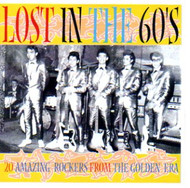 LOST IN THE 60's  (CD)