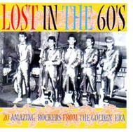 LOST IN THE 60's  (CD)