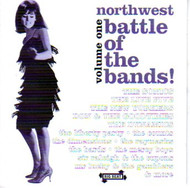 NORTHWEST BATTLE OF THE BANDS VOL. 1 (CD)