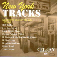 NEW YORK TRACKS: DOWNHOME BLUES IN THE CITY 1956-64 (CD)