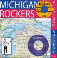MICHIGAN ROCKERS VOL. 2 (CD)