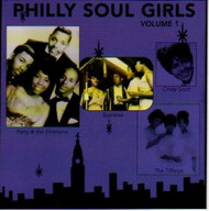 PHILLY SOUL GIRLS VOL. 1 (CD)
