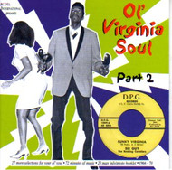 OL' VIRGINIA SOUL PART 2 (CD)