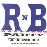 R&B PARTY TIME VOL. 1 (CD)