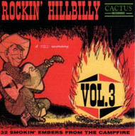 ROCKIN' HILLBILLY VOL. 3 (CD)