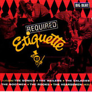 REQUIRED ETIQUETTE (CD)