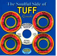 SOULFUL SIDE OF TUFF RECORDS (CD)
