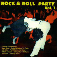 ROCK & ROLL PARTY VOL. 1 (CD)