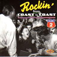 ROCKIN' FROM COAST TO COAST VOL. 2 (CD)