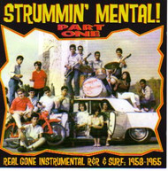 STRUMMIN' MENTAL PT. 1  (CD)