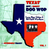 TEXAS BEST & RAREST DOO WOP VOL. 1 (CD)