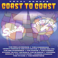 VOCAL GROUPS COAST TO COAST (CD)