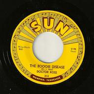 DOCTOR ROSS - THE BOOGIE DISEASE