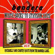 WHITE BUCKS TO STETSON HATS (CD)
