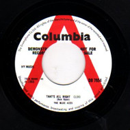 BLUE ACES - THAT'S ALL RIGHT/TALK ABOUT MY BABY