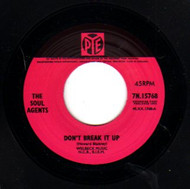 SOUL AGENTS - DON'T BREAK IT UP/GOSPEL TRAIN