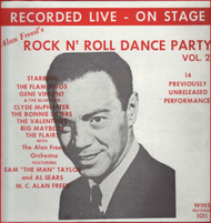 ALAN FREED'S ROCK N' ROLL DANCE PARTY VOL. 2