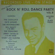 ALAN FREED'S ROCK N' ROLL DANCE PARTY VOL.5