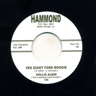 HOLLIS ALBIN - VEE EIGHT FORD BOOGIE