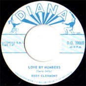 EDDY CLEARMONT - LOVE BY NUMBER
