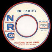 RICK CARTEY - SCRATCHIN' ON MY SCREEN