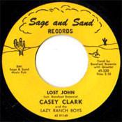 CASEY CLARK - LOST JOHN