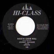 JOHNNY CAVALIER - ROCKIN' CHAIR ROLL