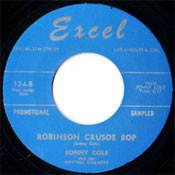 SONNY COLE - ROBINSON CRUSOE BOP