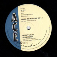 PAT CUPP - LONG GONE DADDY / I GUESS IT'S MEANT THAT WAY