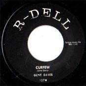 DAVIS • GENE DAVIS - CURFEW