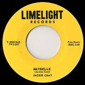 JACKIE CRAY - MAYBELLE