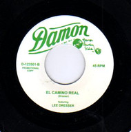 LEE DRESSER - EL CAMINO / BEAT OUT MY LOVE (alt take)