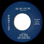 RICHIE DERAN - GIRL AND A HOT ROD