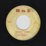 DARTS - SQUARE TOWN