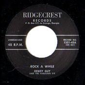 DEWEY GUY - ROCK AWHILE