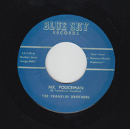 FRANKLIN BROTHERS - MR. POLICEMAN