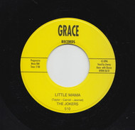 JOKERS - LITTLE MAMA / RED HEADED WOMAN (GRACE) 45