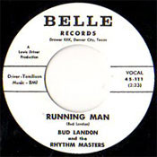 BUD LANDON - RUNNING MAN