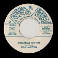 GENE McKNOWN - ROCKABILLY RHYTHM