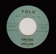 JACK LANE - KING FOOL
