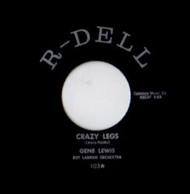 GENE LEWIS - CRAZY LEGS 45RaB-0231