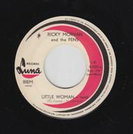 RICKY MORVAN - LITTLE WOMAN