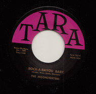 MOONLIGHTERS - ROCK-A-BAYOU BOOGIE