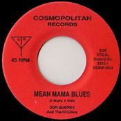 DON MURPHY - MEAN MAMA BLUES