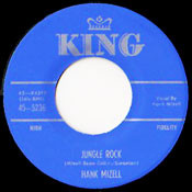HANK MIZELL - JUNGLE ROCK