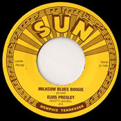 ELVIS PRESLEY - MILKCOW BLUES BOOGIE