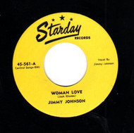 JIMMY JOHNSON - WOMAN LOVE