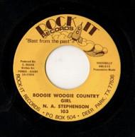 N.A. STEPHENSON - BOOGIE WOOGIE COUNTRY GIRL